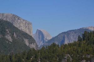 Vall del riu Merced, parc nacional de Yosemite