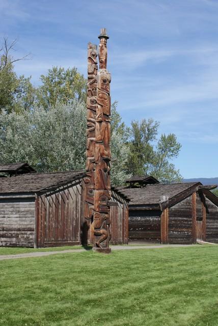 Kan, New Hazelton, Columbia Britànica, oest del Canadà